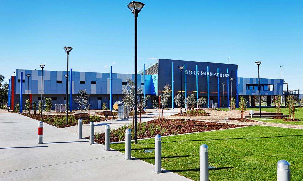 Mills Park Centre