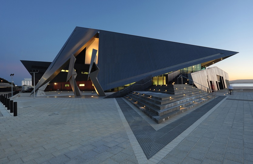 Albany Entertainment Centre External